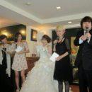 マッキー結婚式!