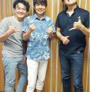 ONE NATION出演 ゴスペラーズ!エフエム宮崎 ポッキーのウィークエンドジャムのインタビュー収録終わりました!