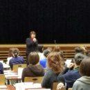 鹿児島市PTA連合会 第三回 母親懇談会 DJ POCKY講演会「言葉が人生を変える」