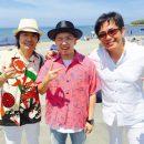 「JOY FMライブイン青島ビーチパーク」NOBUの魂の叫びの曲「いま、太陽に向かって咲く花」