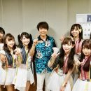 福岡を拠点に活動するアイドルグループLinQがエフエム宮崎生放送ゲストイン!