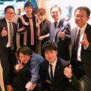 JR九州の 宮崎総合事業部宮野原部長を始め、現在、B&Sみやざきキャンペーンのスタッフと懇親会でした!